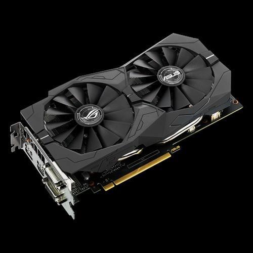 ASUS ROG Strix GeForce GTX 1050 Ti 4GB Gaming (STRIX