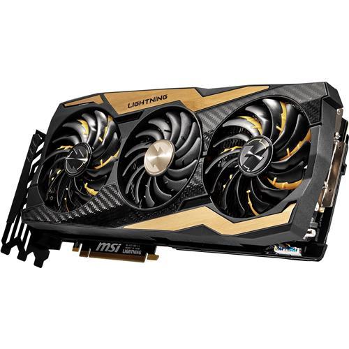 MSI Gaming GeForce RTX 2080 Ti LIGHTNING Z 11G GDDR6 | Canada