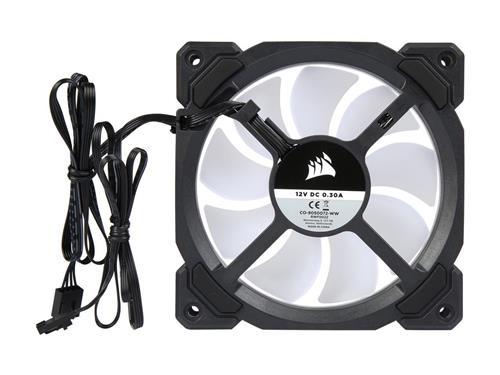 Corsair LL Series, LL120 RGB LED PWM Fan | Canada Computers