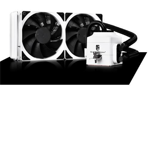 Deepcool Captain 240 EXA4 White Liquid CPU Cooler