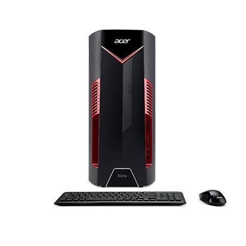 Acer Nitro 50 Gaming Desktop Refurbished i7 16GB DDR4