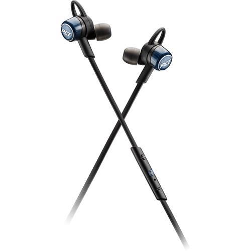 PLANTRONICS Backbeat Go 3 - Wireless Earbuds (Cobalt Black/Blue)
