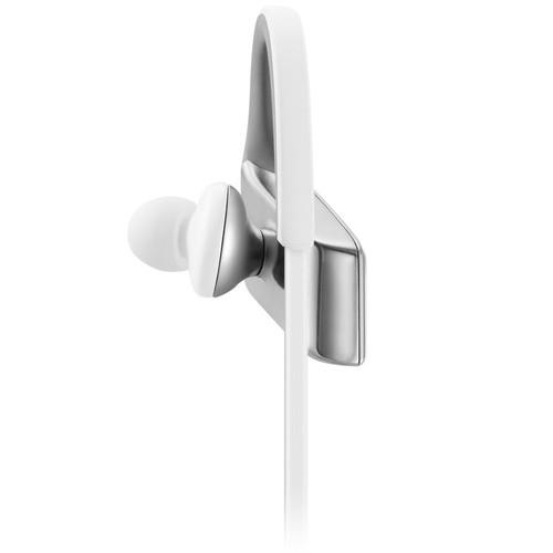 PANASONIC RPBTS50 - Wings Bluetooth Earbuds with LED Lighting (White)