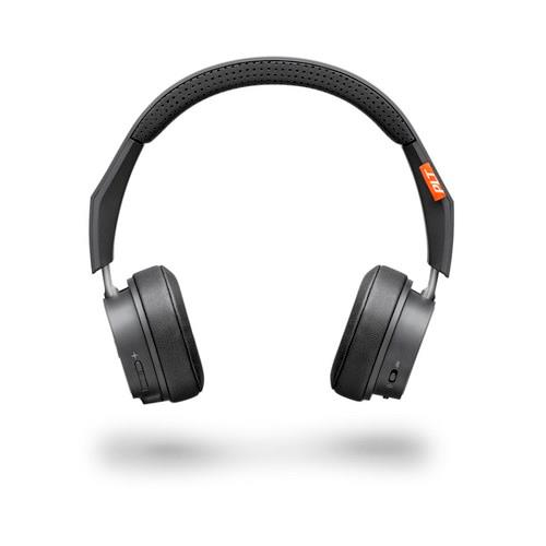 Plantronics Backbeat 500 Series Wireless Headphone Black