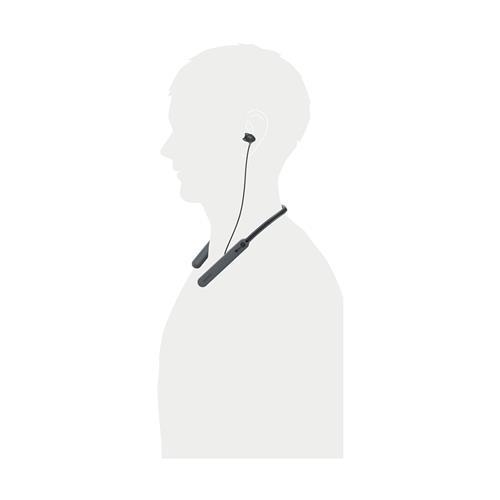 Sony Around-Neck Wireless Wireless In-Ear Headphones (White)