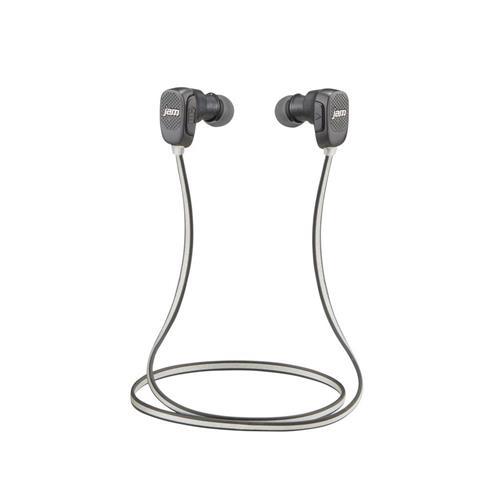JAM Transit Fitness Earbud Wireless Headphones (Black)