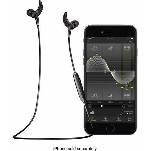 JAYBIRD Freedom Bluetooth Wireless In-Ear Headphones (Carbon)
