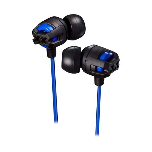 JVC HA-FX103M-A XX IN EAR BLUE - Xtreme Xplosives Series Headphone with Remote and Mic (Blue)