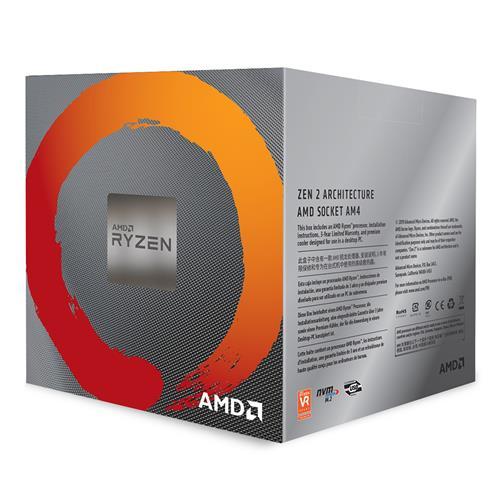 AMD Ryzen 7 3700X 8-Core/16-Thread 7nm Processor