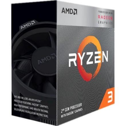 AMD Ryzen 3 3200G 4-Core/4-Thread Processor