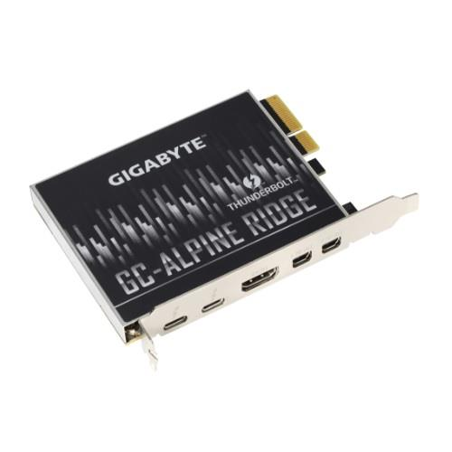 Gigabyte GC-ALPINE RIDGE Thunderbolt 3 Add-In card for