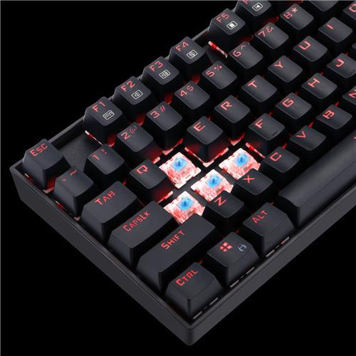 Redragon RGB LED Backlit Mechanical Gaming Keyboard   Canada