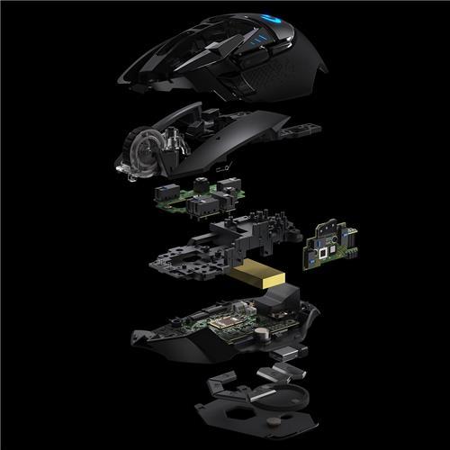 Logitech G502 Lightspeed wireless RGB gaming mouse