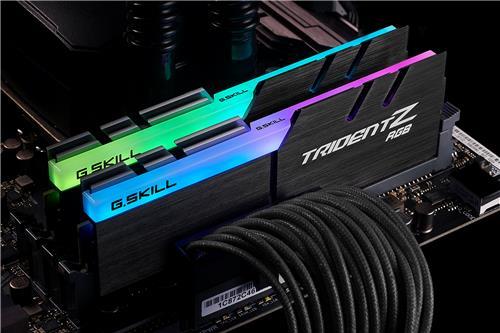 G.SKILL Trident Z RGB Series 16GB 2x8GB Dual Channel Memory Kit