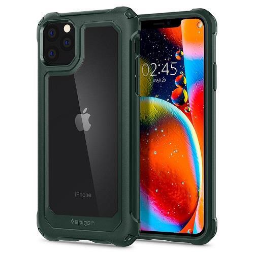 SPIGEN Gauntlet for iPhone 11 Pro Max - Hunter Green