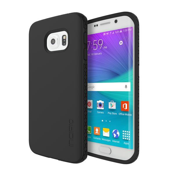 best website ff504 f9288 Incipio Octane Case for Samsung Galaxy S6 Edge -Black/Black (SA-630 ...
