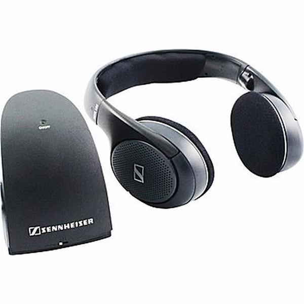 SENNHEISER RS-125 - Wireless RF On-Ear Headphones