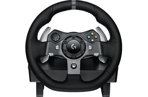 Logitech G920 Driving Force Racing Wheel | Canada Computers