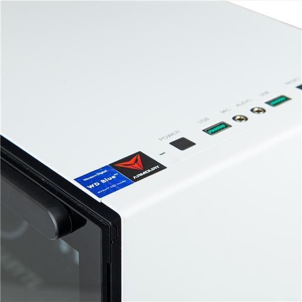 ARMOURY Ryzen 5 5600X RTX 3070 1TB SSD 16GB RGB RAM Wi-Fi Win10