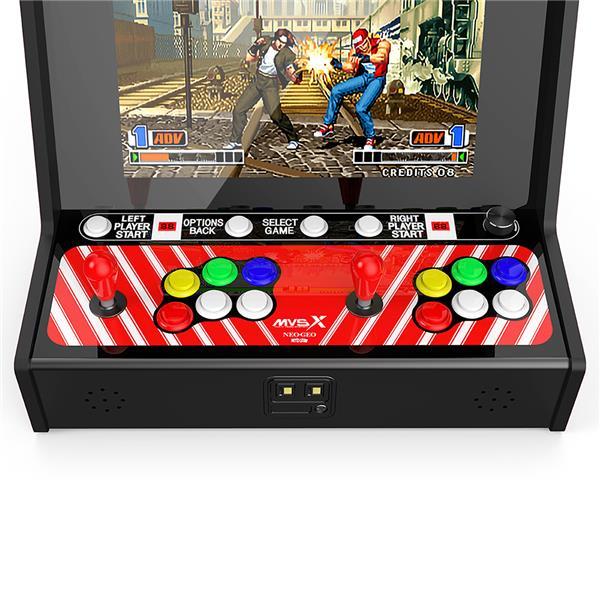 MVSX Classic NEOGEO Home Arcade with 50 Game Tittle + Arcade Base