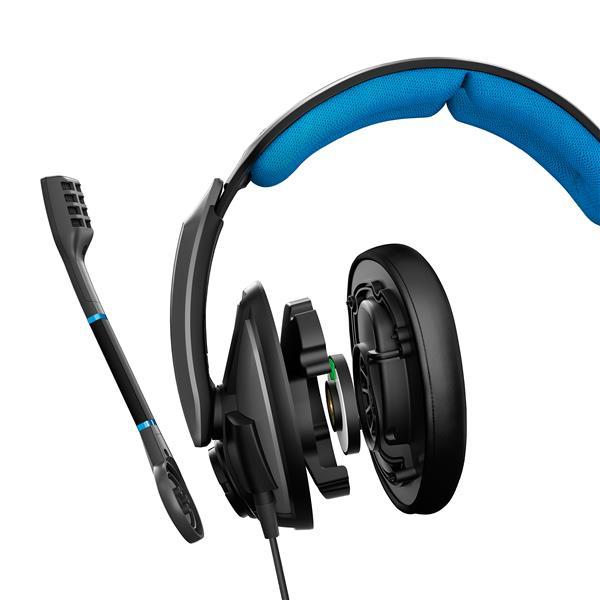 EPOS/SENNHEISER GSP 300 - Closed acoustic gaming  headset