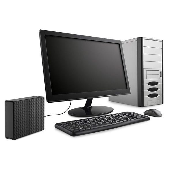 Seagate Expansion Desktop External Hard Drive 8TB USB 3.0