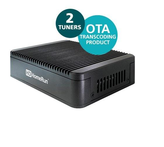 SiliconDust HDHomeRun Extend - Dual TV Tuner - Free to Air