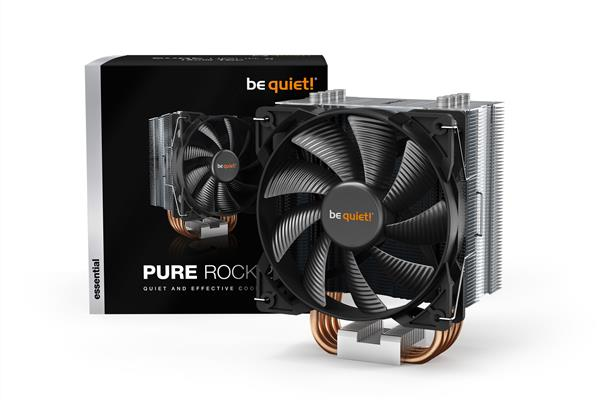 be quiet! PURE ROCK 2 CPU Air Cooling