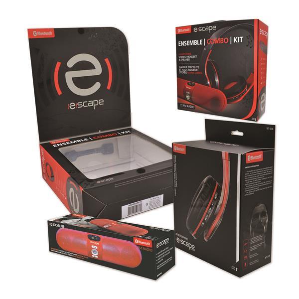 Escape Ensemble Combo Kit Red ESKP-479