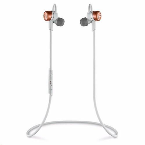 PLANTRONICS Backbeat Go 3 - Wireless Earbuds (Copper Grey)