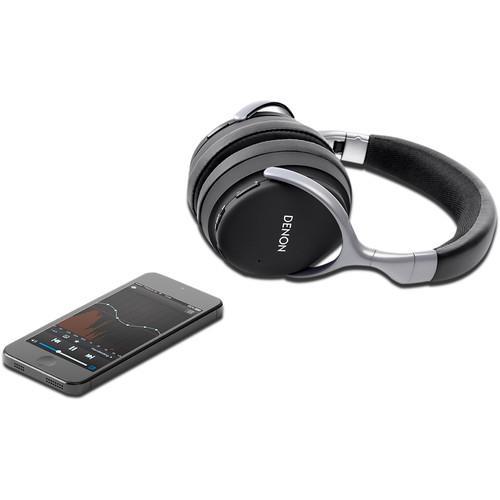 Denon AH-GC20 - Globe Cruiser Wireless Noise-Cancelling Over-Ear Headphone