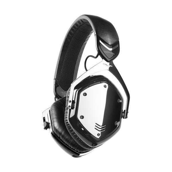 V-MODA Crossfade Bluetooth Wireless Headphones (Phantom Chrome)