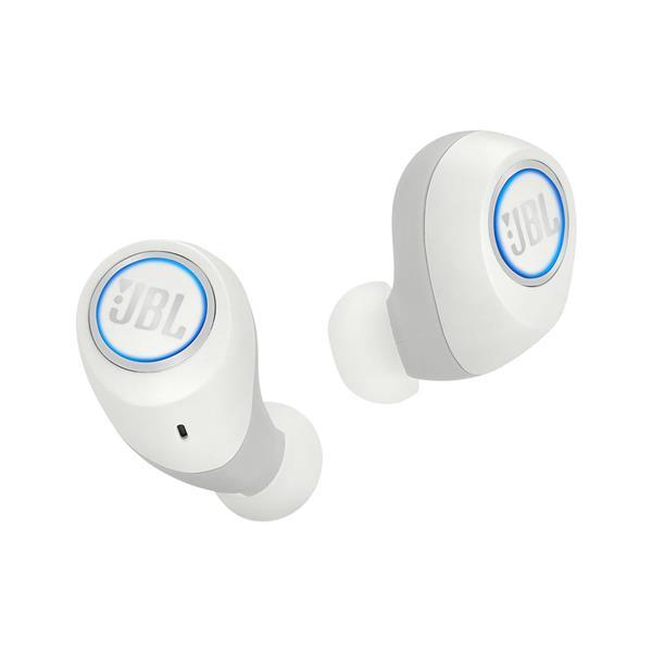 JBL Free Bluetooth Wireless In-Ear Headphones (White)
