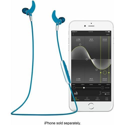 JAYBIRD Freedom Bluetooth Wireless In-Ear Headphones (Ocean)