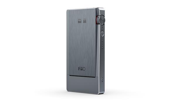 FiiO Q5S Portable USB DAC & AMP (Titanium)