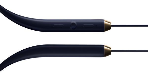 SOL REPUBLIC SHADOW - Wireless Earphones (Navy/Gold)