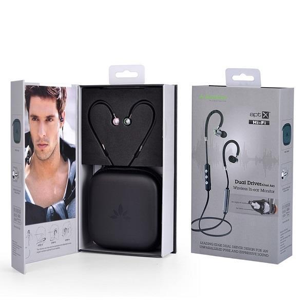 AVANTREE Bluetooth In-ear Monitor Dual Drive HI-FI Sound - Clari Air
