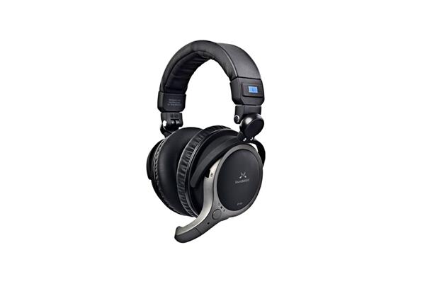 SoundMAGIC BT100 Full Size Bluetooth Headset with Mic