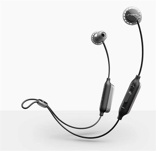 SOL Republic Relays Sport Wireless Headphone Grey
