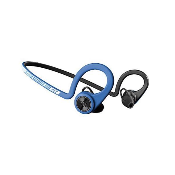 PLANTRONICS Power Blue BackBeat FIT Wireless Sport Headphones + MIC