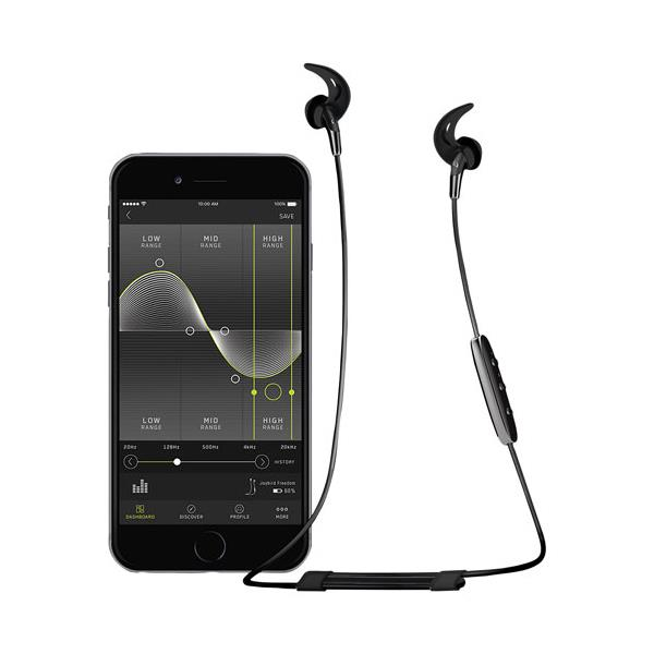 JAYBIRD Freedom 2 SpeedFit In-Ear Sport Headphones (Carbon)