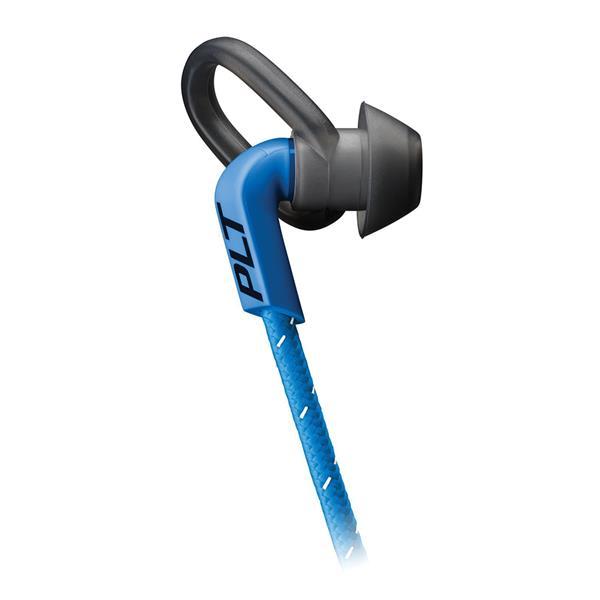PLANTRONICS Backbeat Fit 305 Wireless Sweatproof Sport Earbud (Blue)