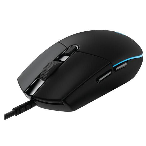 Logitech G Pro Wired Optical Gaming Mouse (910-004855