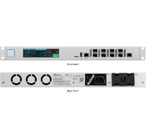 Ubiquiti 10 GIGABIT SFP+ UniFi Security Gateway | Canada Computers