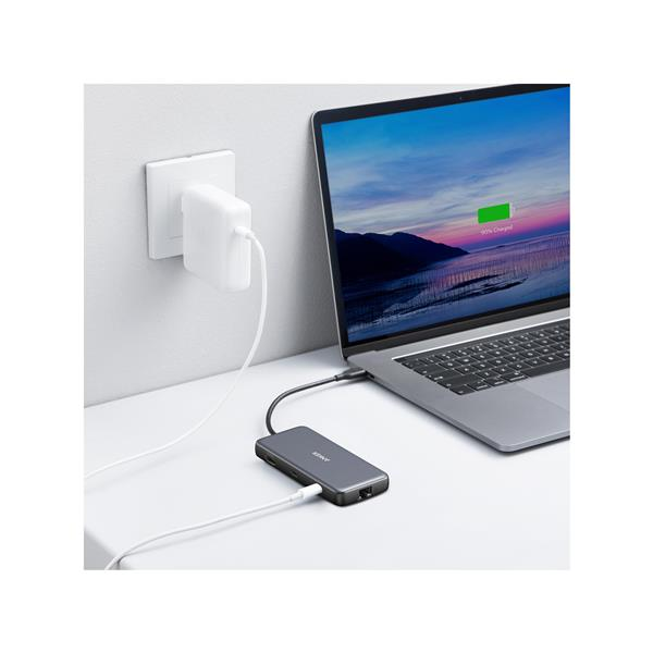 ANKER PowerExpand 8-in-1 USB-C PD 10Gbps Data Hub