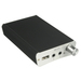 Fostex HP-P1 - Headphone Amplifier & DAC   High quality 32-bit D/A converter (AKM4480)   3-step gain control   S/PDIF digital out